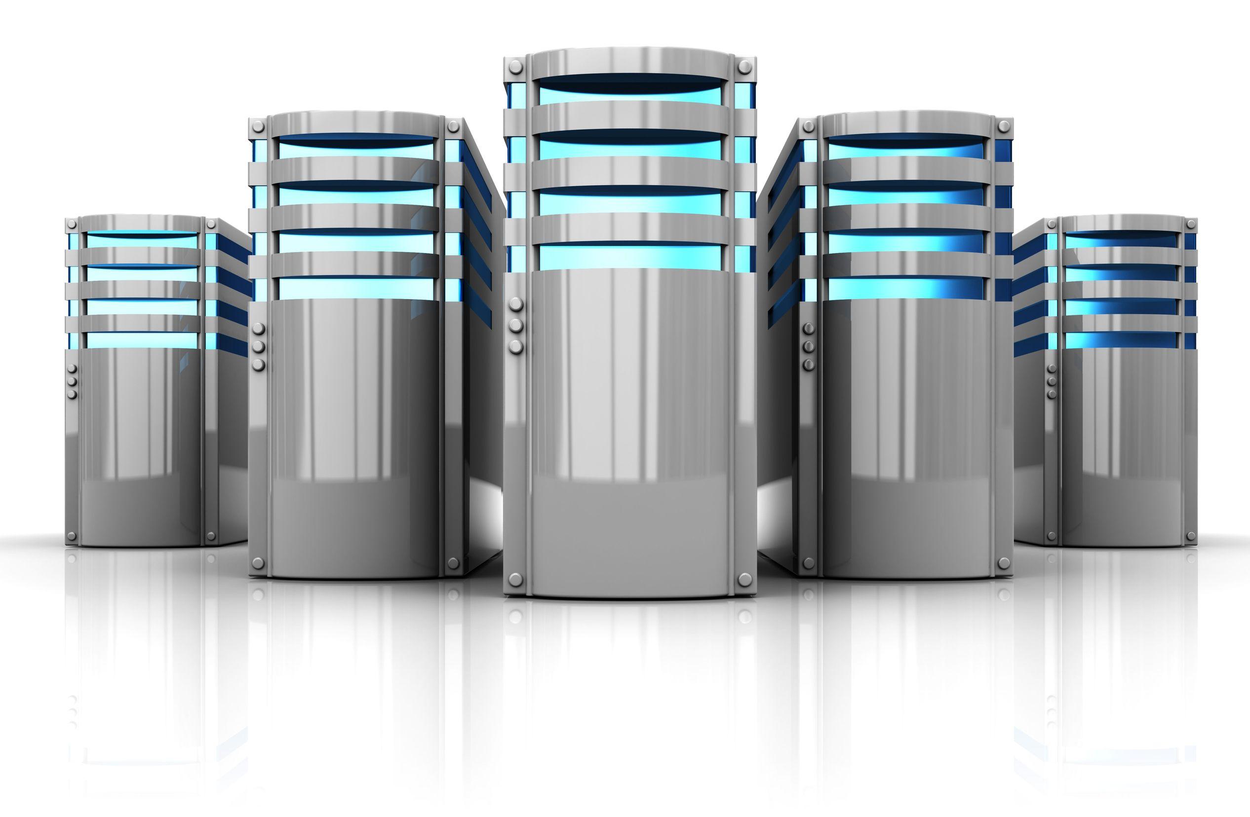 website host server