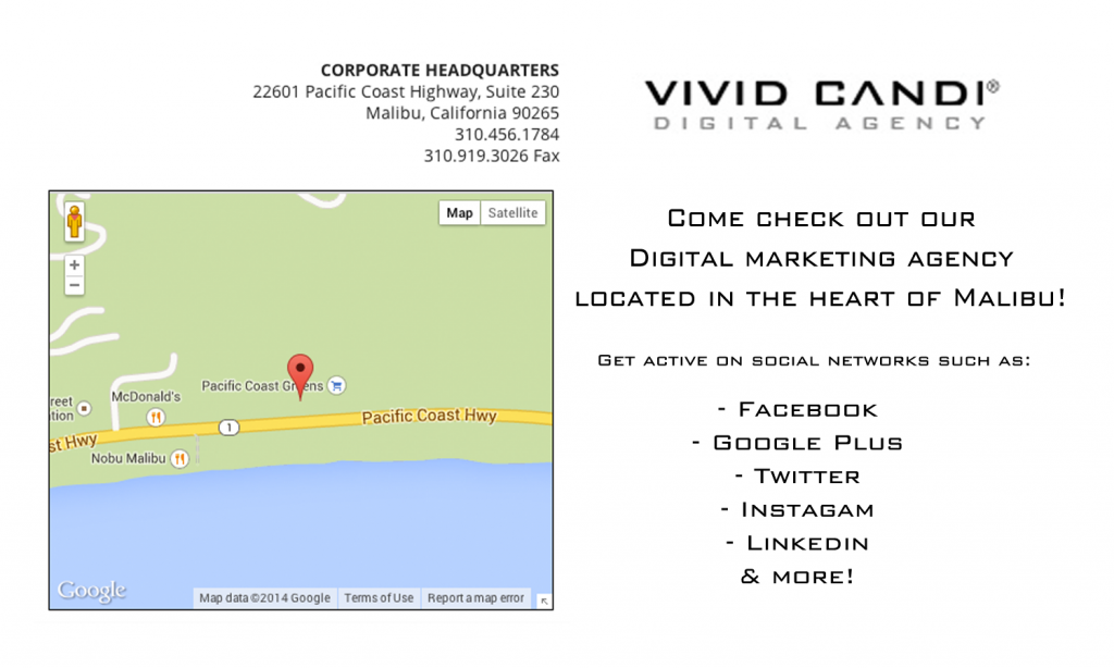 Digital Marketing Agency | Vivid Candi