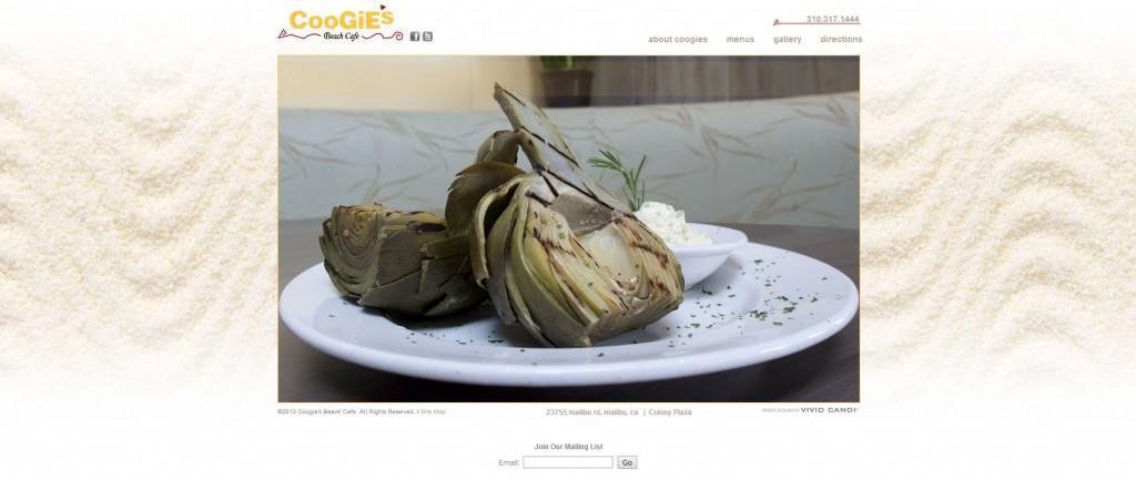 coogies website