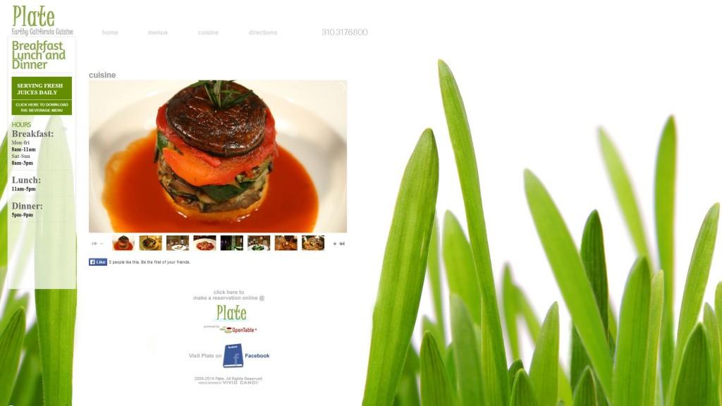 plate website