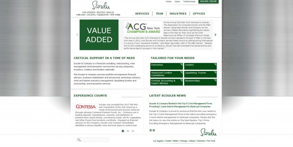 scouler & co website