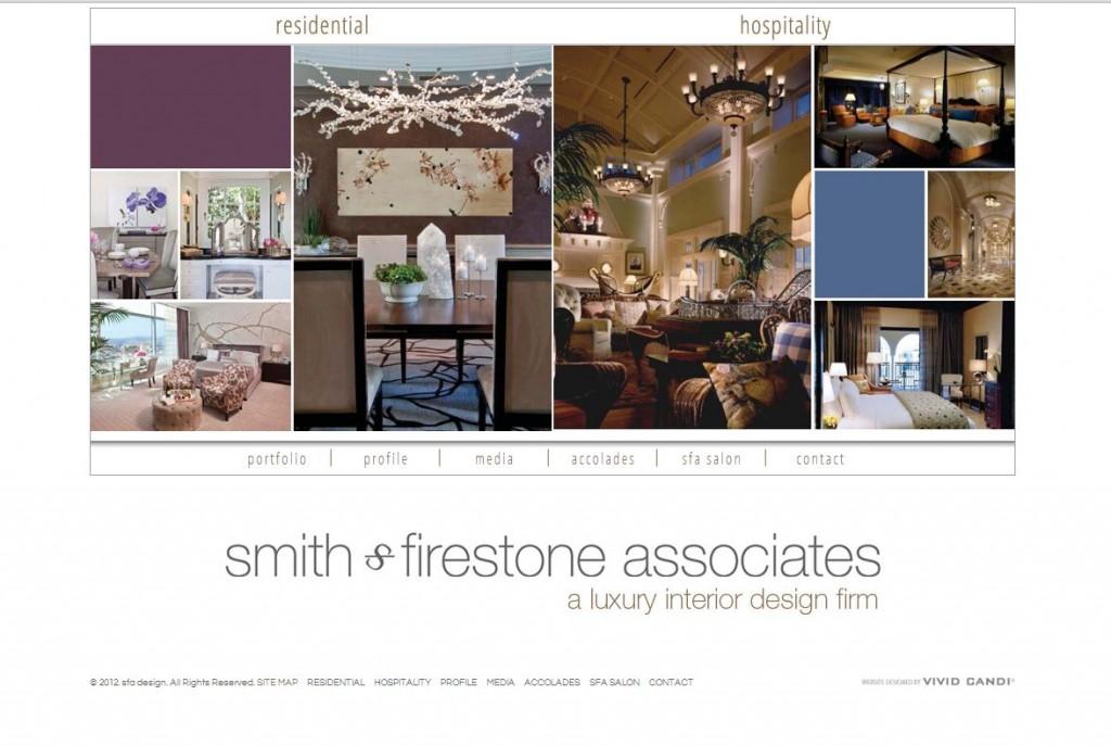 sfa design website