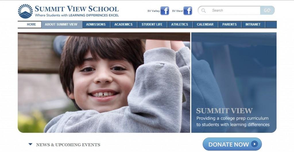 summit view school website