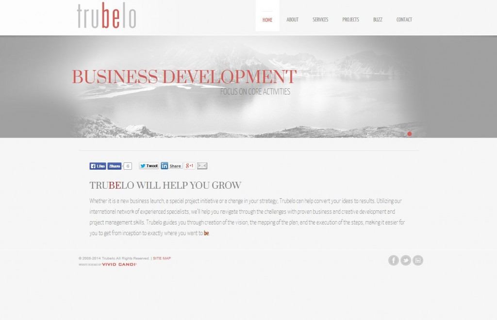 trubelo website