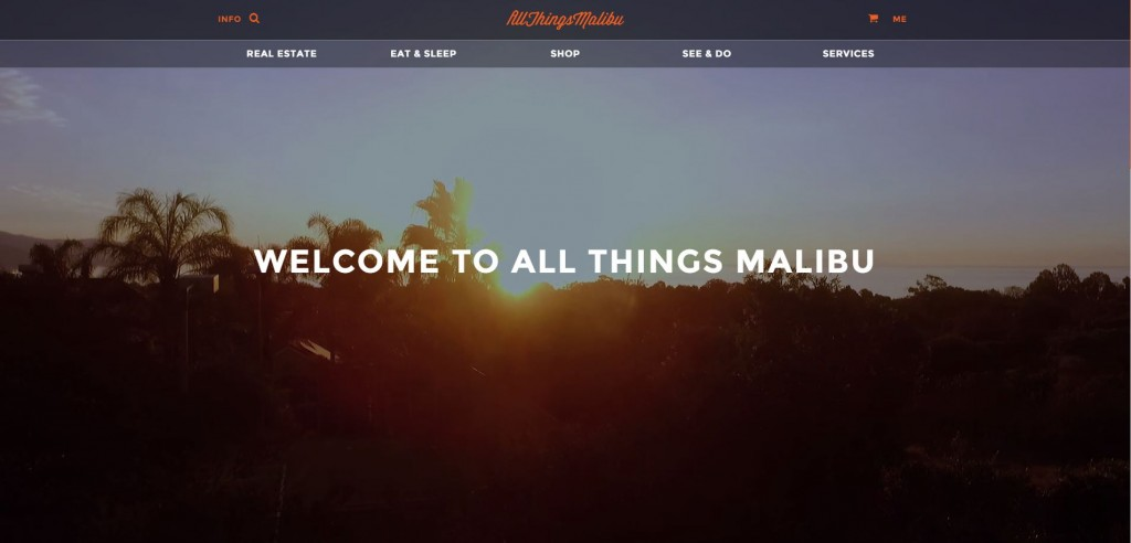 all things malibu website